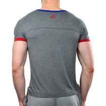 4 Hunk - Tee Coach Muscle Shirt Photo