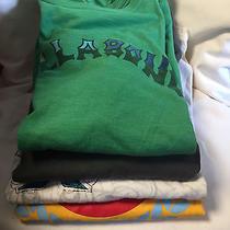 4 Men's T Shirts Xl Hurley Element Billabong Photo