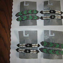 4 New Pkgs. Urban Outfitters Aztec Design Hairclips Photo