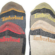 4-Pair Timberland Outdoor Leisure Crew Socks Size 9-12 Photo