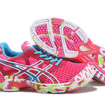4 Your New Year Resolution Asics Women Gel-Noosa 7 to Your Size Running Shoe . Photo