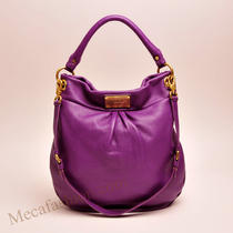 428 Marc by Marc Jacobs Classic Q Hillier Hobo Violet  Photo