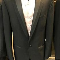 42l Christian Dior Modern Fit Tuxedo Coat and Pants Photo