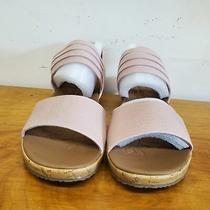 45 Skechers Women's Brie Lo'profile - Stretch Mesh Back Sandal Blush 8.5 M Us Photo