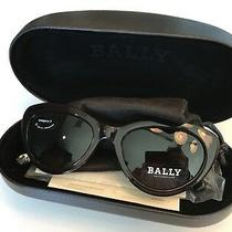450 Bally Women Cat Eye Sunglasses Made in France Photo