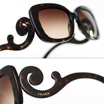455 Prada Ladies Baroque Collection Sunglasses Photo