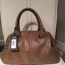 495 Z Spoke by Zac Posen Judy Satchel Brown Photo