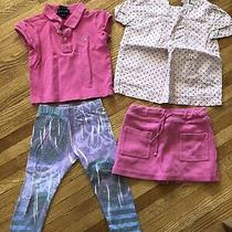 4t Clothing Lot Gymboree Hanna Andersson Gap Old Navy Polo & More Photo