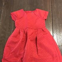 4t Red Dress by Gap Photo