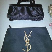 5 Bags Ysl Large Costmetic Bag Nwot  4 Other Bags All Nwt or Nwot Photo