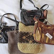 5 Handbags Kathy Van Zeeland and Others (New and Used) Photo