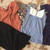 5 Nwot American Eagle Express American Rag Tops Size Small  Photo
