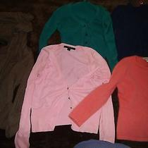 5 Pcs Women's Hoodie Sweatshirt Jacket Sweater Bcbg Express Rue21 Sm-M Regular Photo