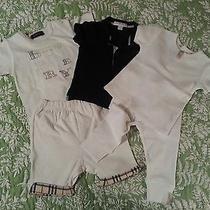 5 Piece Burberry Clothing Sets Photo