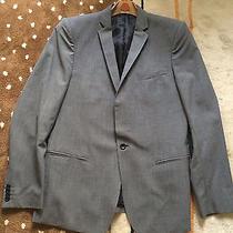 525 Filippa K Sweden Men's Gray Wool Blazer Jacket Sz 52 Apc Wings Horns Acne Photo