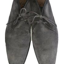 525 Tods Gray Seude Boot Size Tods 10 Photo