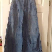55 Diesel Wide Leg Denim Photo
