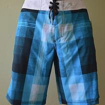 55 Nwt Hurley Phantom Mens Surf Boardshorts Board Shorts Swim Trunks W36 Photo