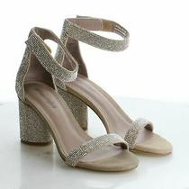 58-24 Msrp 159.95 Women's Size 7 Jeffrey Campbell Laura Ankle Strap Heel Sandal Photo