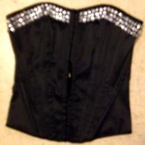 58     Charlotte Russe Large Corset With Gems Photo