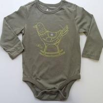 6-12 Baby Gap Nwt Bodysuit Rocking Chicken