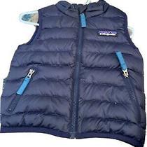 6-12 Months Boy Patagonia Vest Photo