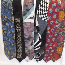 6 Men's Ties Policy Windrige Pierre Balmain Structure County Seat Photo