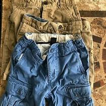 6 Pairs Boys Shorts Size 67 & 8 Lot. Old Navy Cat & Jack and Gap Photo