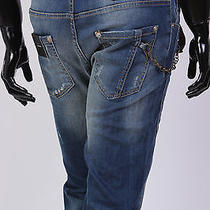 60% Off Nwt Dsquared Men's Jeans  & Free Leather Bracelet D2 Size 30 Photo