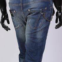 60% Off Nwt Dsquared Men's Jeans  & Free Leather Bracelet D2 Size 33 Photo