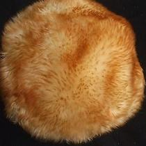 60's Vintage Mod Fur Tuscan Russian Lamb Hat Photo