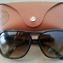 60mm Large Vintage Light Havana Colore Ray Ban Includes Original Case Photo