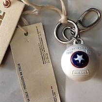 68 Diesel Co Authentic So-Worldmap Usa Key Ring Limited Edition 1978 Nwt Photo