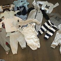 6mo Boys Clothes. Tommy Hilfiger Puma Gap. Pjs Long Sleeve Photo
