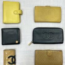 6piece Set Chanel Long Wallet and Bi-Fold Wallet Key Holder Photo