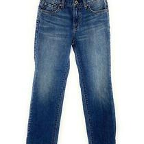 7 for All Mankind Boys Jeans Blue Standard Straight Leg Rare Fit Sample Size 12 Photo
