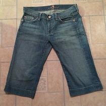 7 for All Mankind Crop  Photo