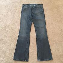 7 for All Mankind Flip Flop Jeans Size 27 Photo
