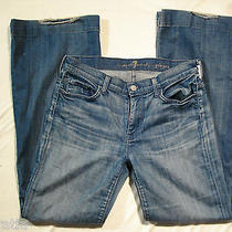 7 for All Mankind Ginger Size 30 in Sweden Wash (Swe) Photo