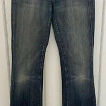 7 for All Mankind Jeans  Bootcut  Size 26 Women's  Stretch Denim Photo