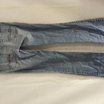 7 for All Mankind Jeans Size 25 26x31 Boot Denim  Photo