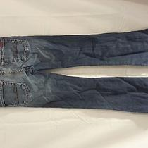 7 for All Mankind Jeans Size 27 28x29 Boot Denim  Photo