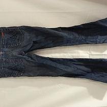 7 for All Mankind Jeans Size 28 30x30 Boot Denim Lexie a Pocket Photo