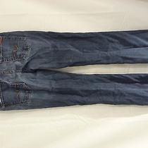 7 for All Mankind Jeans Size 29 30x29 Boot Denim  Photo