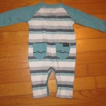 7 for All Mankind Romper Size 0-3 Months Photo