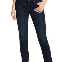 7 for All Mankind Roxanne Crop Skinny Jeans Womens Size 31 Exc Photo
