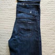 7 for All Mankind Womens Jeans Size 26 Long Photo