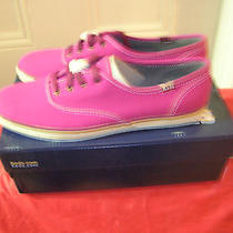 7 Pairs of Keds Fuchsia Women Sneakers New in Box Sold Separately. Photo