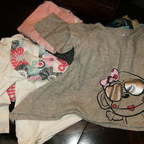 7 Piece Lot Guess Greendog Carters Girls 12 Month  Photo