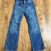 7 Sevens Jeans Boot Cut Youth Size 8 in Like Brand New Condition. Photo